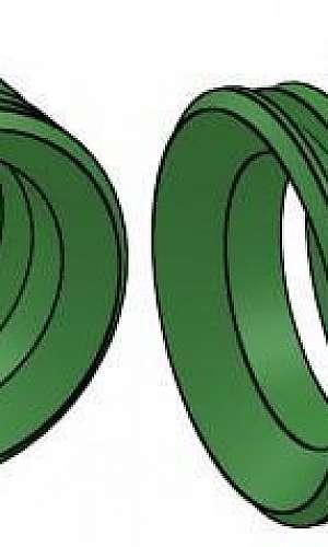 Anel de vedação V ring