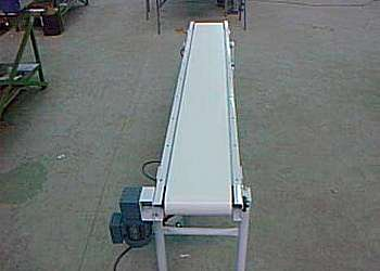 Conserto de correia transportadora industrial