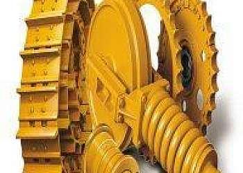 Reparo de esteira de correntes industriais