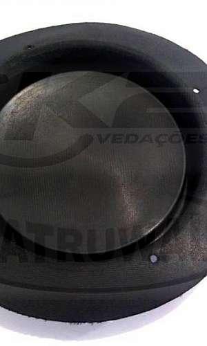 Diafragma de borracha para compressor