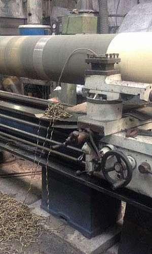 Empresa de revestimento de cilindros