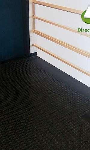 Fábrica de piso de borracha