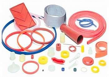 Perfil de silicone para vedação