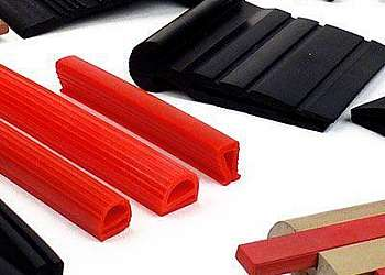 Perfil de silicone tipo e