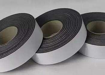 Perfil de silicone esponjoso