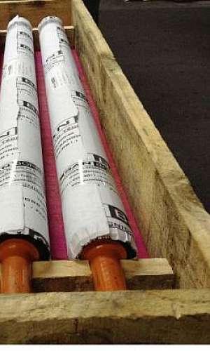 Revestimento de cilindros em borracha em SP
