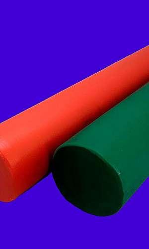 Tarugo de silicone